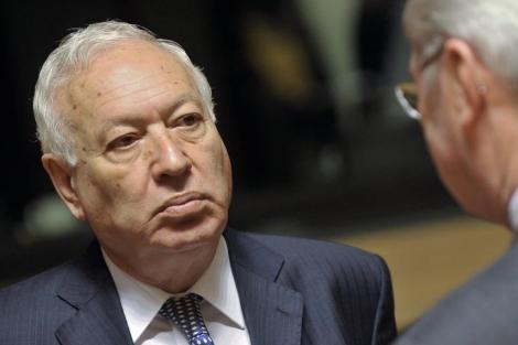 Margallo Dice Que La Economia Espanola Crecera Timidamente En El