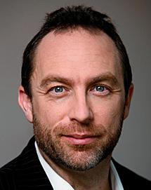 Jimmy Wales.   Foto: Manuel Archain