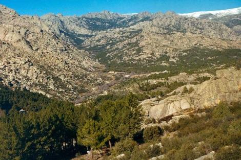 Parque Regional de la Cuenca Alta del Manzanares | E. M.
