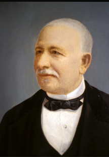 Retrato de época de Agustín Pascual. | RAI