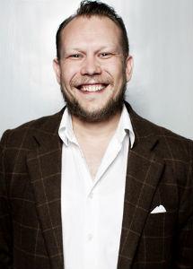 Eric Kalén, diseñador de Tickler
