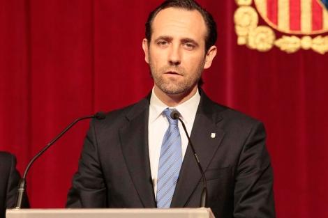 El presidente del Govern balear, José Ramón Bauzá | Cati Cladera