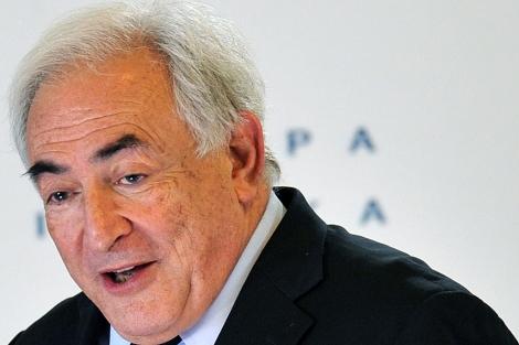 Dominique Strauss -Kahn. | Afp
