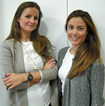 Adriana Arranz-Sobrini y Cristina C. Galán