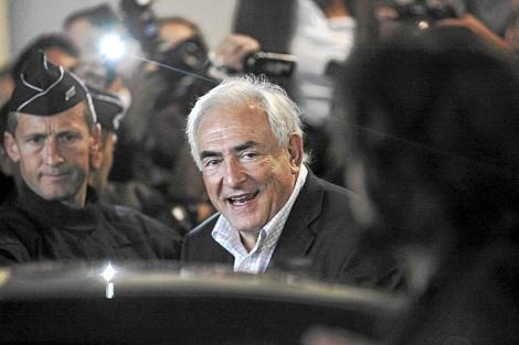 Dominique Strauss-Kahn. | Reuters