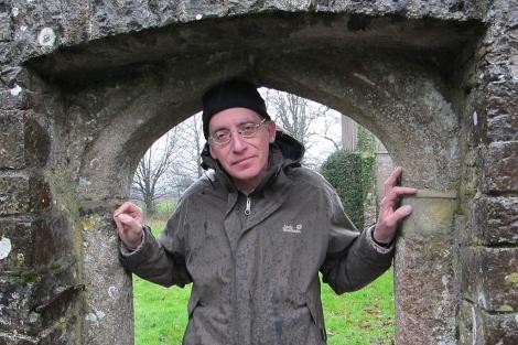 Stephan Harding en el Schumacher College en Dartingon Hall. | C.F.