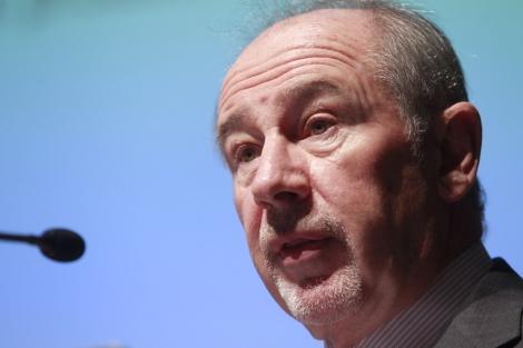El presidente de Bankia, Rodrigo Rato. | Domènec Umbert