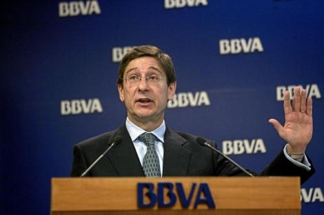 El ex consejero delegado de BBVA José Ignacio Goirigolzarri. | Javi Martínez