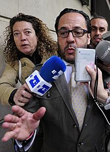 Álvaro Pérez, 'El Bigotes'. | B. Díaz