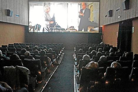 Las salas del Renoir se mantendrán en Palma | Cati Cladera