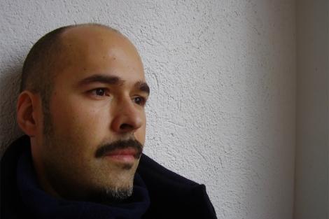 Juan Carlos Márquez, autor de 'Tangram'.