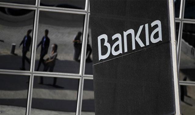 Sede de Bankia en la plaza de Castilla de Madrid. | Reuters