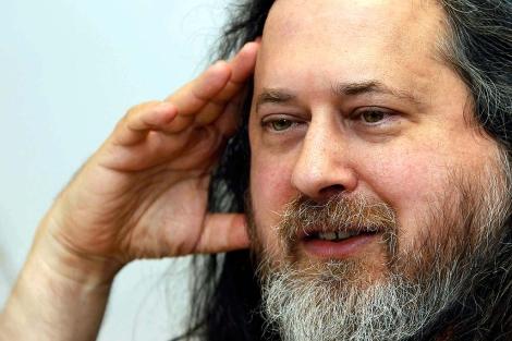 Stallman, en una imagen de archivo. | Efe