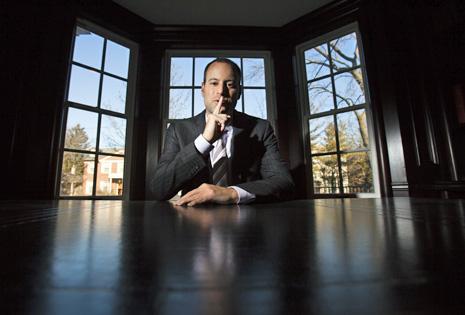 Noel Biderman, fundador de Ashleymadison.com