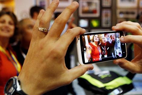Imagen de un HTC One X. | Reuters