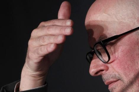 Jacques Audiard, esta mañana en Cannes. | Reuters