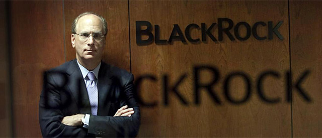 El presidente y consejero delegado de BlackRock, Lawrence Fink. | Óscar Monzón