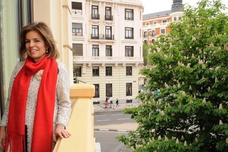Ana Botela, en una imagen reciente. | E. M.