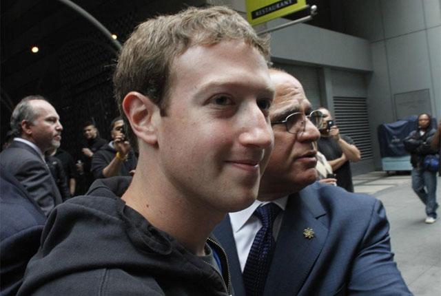 Zuckerberg, este mes de mayo en Nueva York. | Reuters