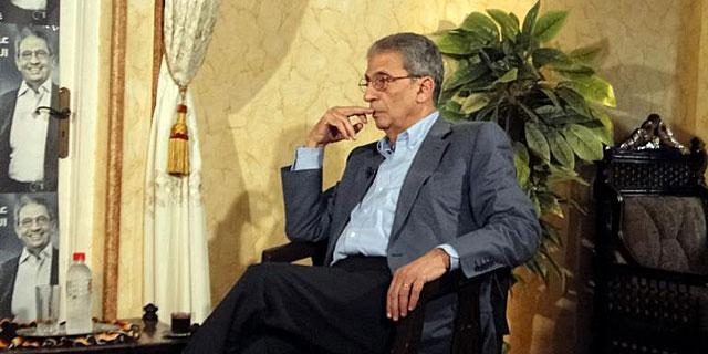 Amro Musa, candidato a la Presidencia de Egipto. | Efe