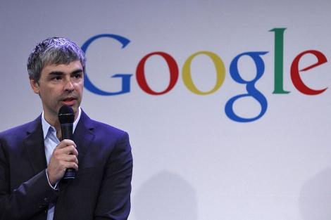 Larry Page, presidente y cofundador de Google, en Nueva York.   Reuters