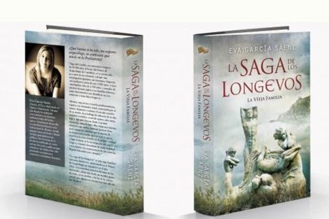 El libro de Eva García sale a la venta este jueves. | E.M.