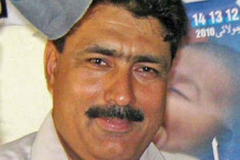 El médico paquistaní que participó en una campaña falsa de vacunación.  Efe
