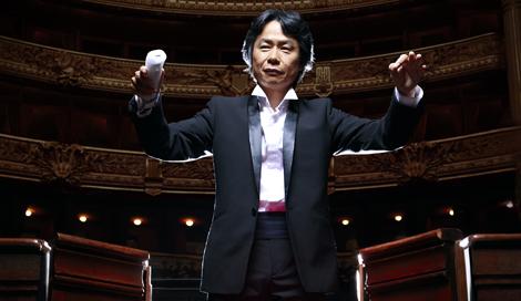 Miyamoto, 'maestro' en el mundo del videojuego.