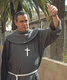 El padre Manolo. | Madero Cubero