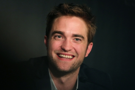 Robert Pattinson, esta mañana, en Cannes. | AFP