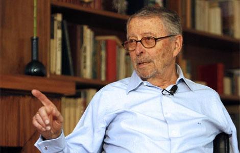 Alberto Oliart, ex presidente de RTVE/Mondelo. EFE