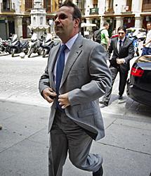 El embajador sirio, Edin Aala. | Efe