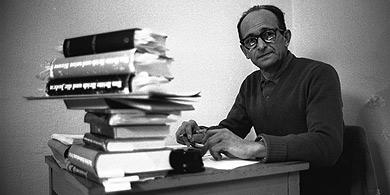 Adolf Eichmann. | AP