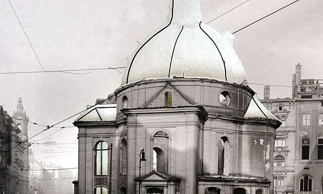 'Berlín, París, madrid'. © 2012 Memorias Urbanas. [VEA MÁS IMÁGENES]