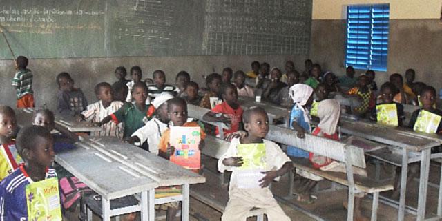 Imagenes de la escuela Pamnonghin. | Fundación Katiou