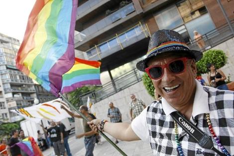 Calebración del Día del Orgullo Gay en Alicante. | Roberto Pérez