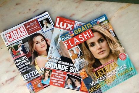 39449d83f3 La prensa portuguesa critica ferozmente a la Princesa Letizia ...