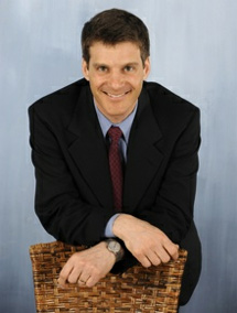 Peter Bregman, autor de 18'.
