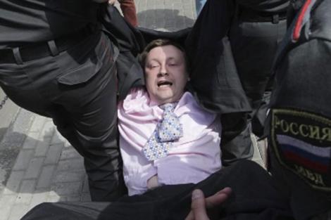 Los Gays Rusos Contra La Vuelta Al Armario Mundo Elmundo Es
