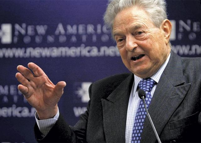 El inversor George Soros. | Afp