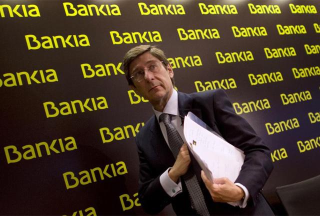 El nuevo presidente de Bankia, José Ignacio Goirigolzarri. | Afp