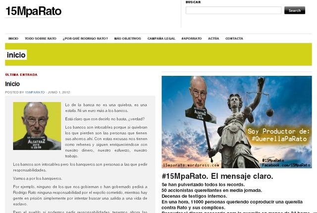 Web de '15MpaRato'