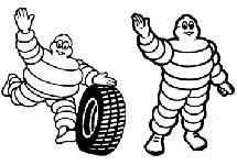 El muñeco de Michelin