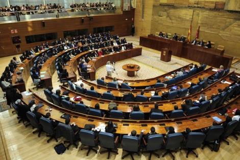 Asamblea de Madrid. | Bernardo Díaz