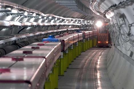 Instalaciones del CERN en Ginebra. | Reuters