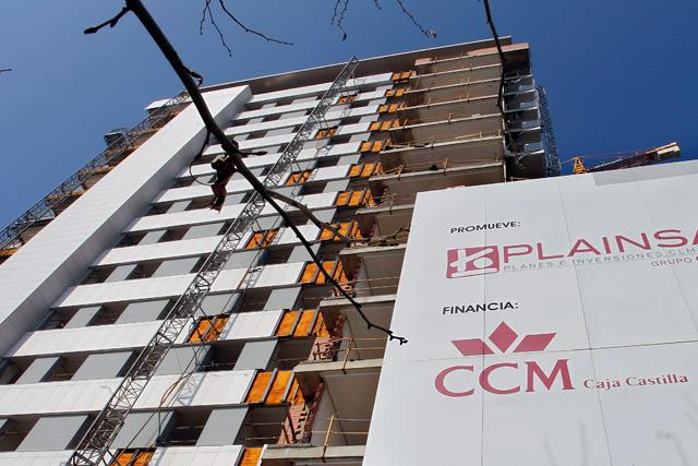 Promoción inmobiliaria financiado por CCM. | José Cuéllar
