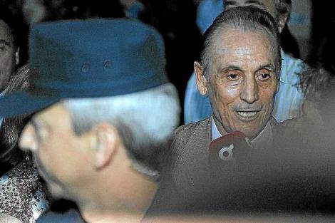 Manuel Ruiz de Lopera, tras prestar declaración en el juzgado de Instrucción de Sevilla. | E.M.