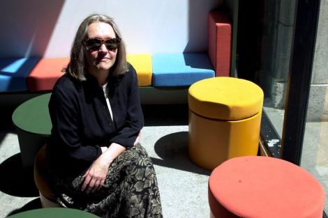 La socióloga holandesa Saskia Sassen. | Carlos Miralles
