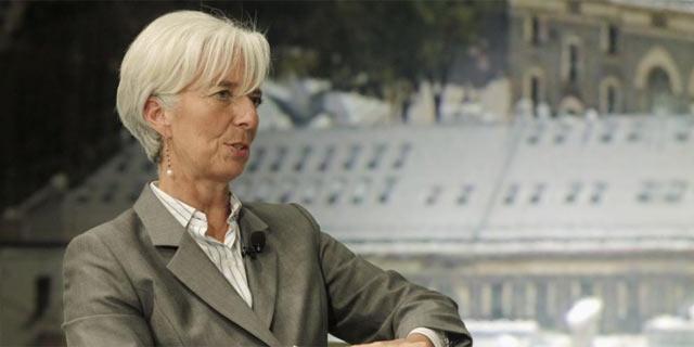 La directora gerente del FMI, Christine Lagarde. | Reuters