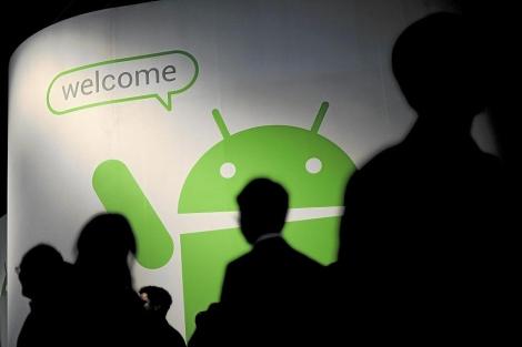 Imagen del estand de Google en el pasado Mobile World Congress de Barcelona. | EM